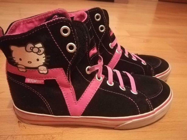 Buty, tenisówki, trampki VANS dla dziewczynki