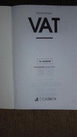 VAT-16 wydanie.