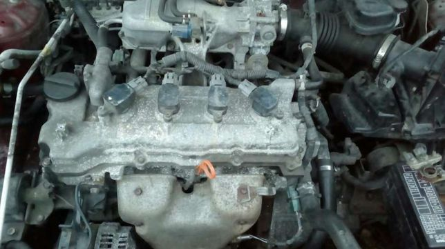 Nissan Almera N16, silnik 1,5 benzyna
