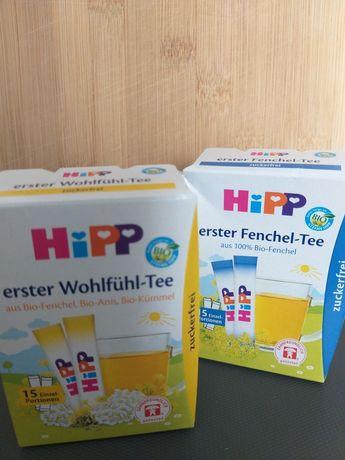 Herbatka dla noworodka