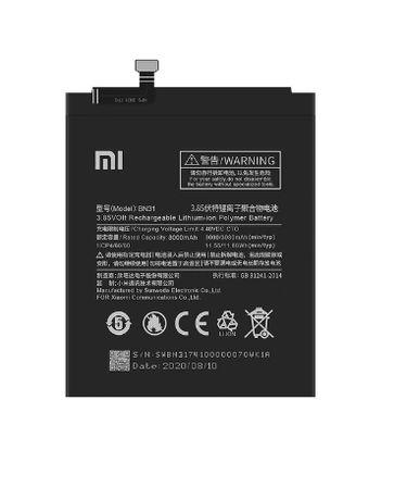 Аккумулятор Батарея BN31 для Xiaomi Redmi S2 Mi A1 5x Note 5A Оригинал