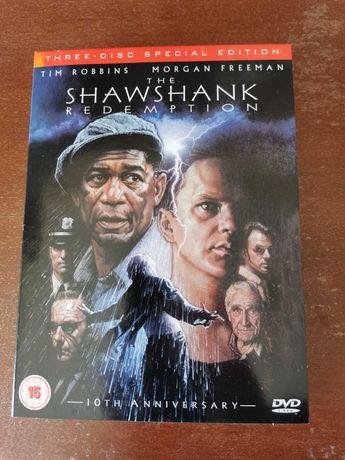 Os condenados de Shawshank Edição especial 10° Aniversário 3xDVD