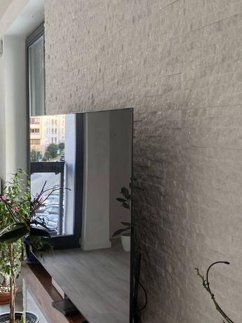Biały Kwarcyt Panel ścienny Marmur Elewacja 10x36x0,8-1,3 cm płytka