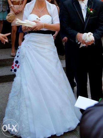 OKAZJA! suknia ślubna beryl