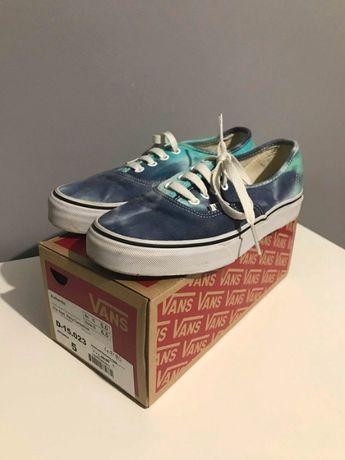Vans authentic NOWE, BEZ METKI roz. 36,5