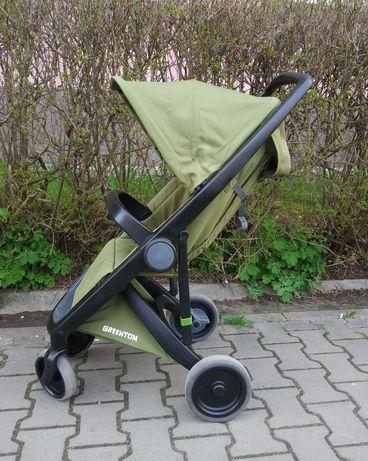 Wózek spacerowy greentom classic olive