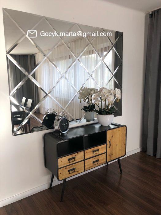 Zestaw płytek lustrzanych GLAMOUR 31szt, lustra fazowane, 127x170cm Jaworzno - image 1