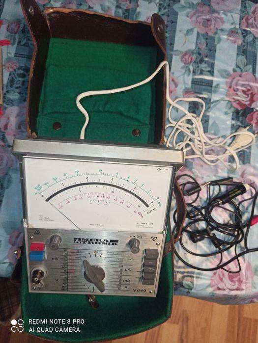 Miernik analogowy  meratronik v640 multimetr Ostrowiec Świętokrzyski - image 1