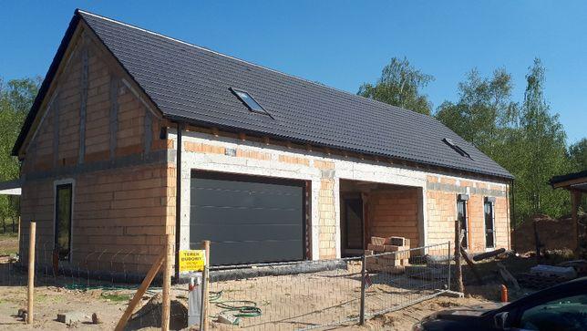 Budowa domu domów od podstaw / Stany surowe / Murowanie