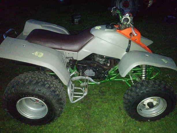 Kawasaki mojave 250 cm