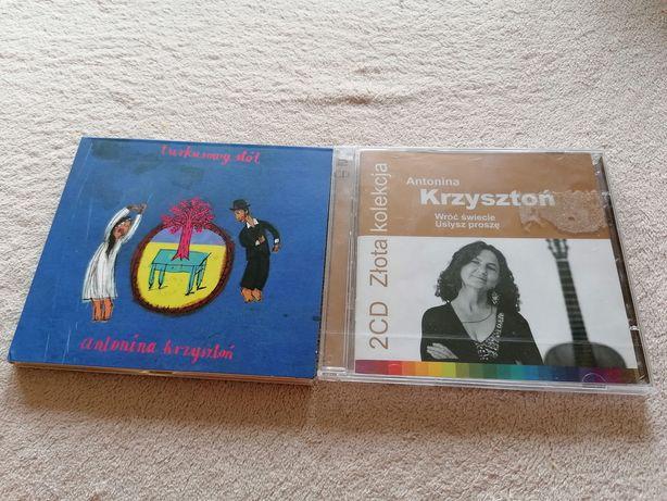 Płyty CD Antonina Krzysztoń