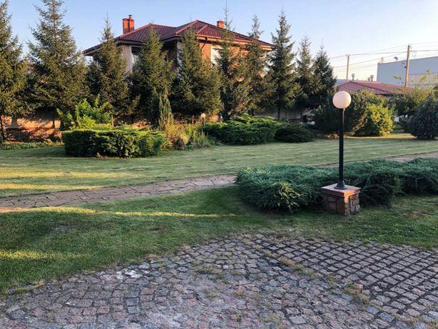 Аренда шикарного дома в районе -Пуща Водица-- 25 сот и 300м2