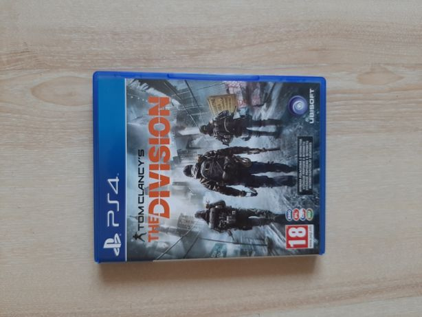 Tom Clancys The Divison na konsole PS 4