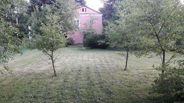 Dom z działką sprzedam