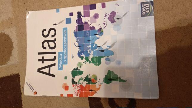 Atlas wiedza o sooleczenstwie nowa era