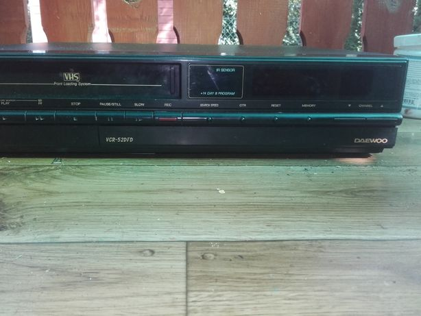 Magnetowid VCR