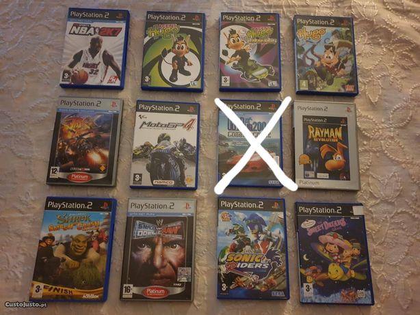 Jogos para Consola Sony Playstation 2 / ps2 - - - VARIOS - - -