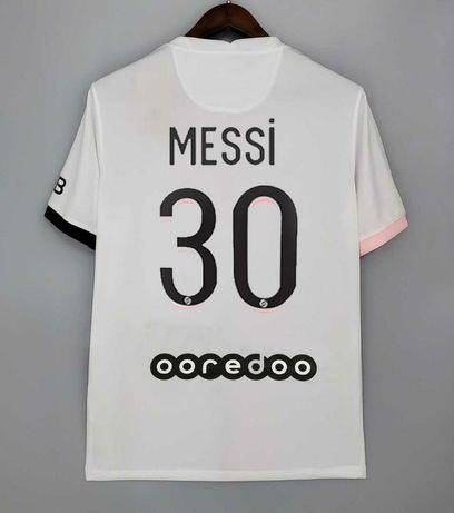 Camisola do PSG alternativa do Messi