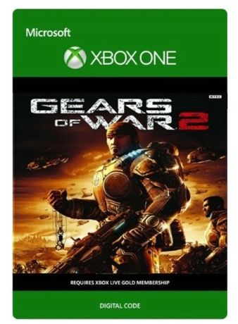Gears of War 2 PL (Xbox Series X,S, One, 360)