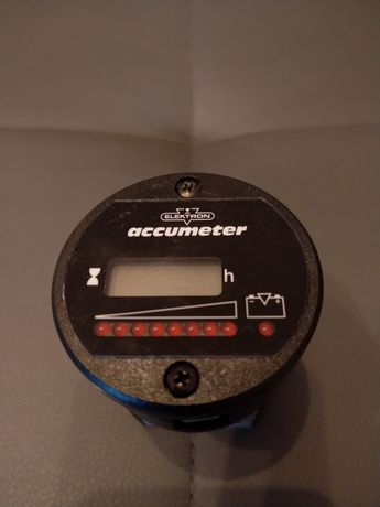 Accumeter 24V Wskaźnik naładowania baterii
