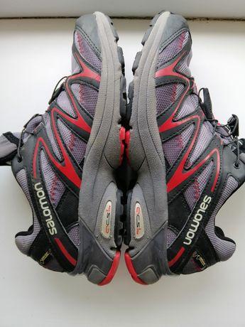 Трекинговые кроссовки Salomon contagrip
