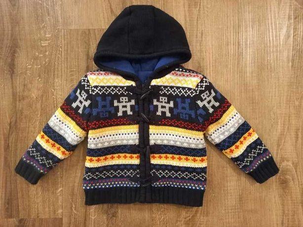 Sweterek Rebel  18-24 miesiące