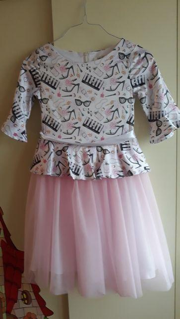 Нарядное платье Mevis Размер 134