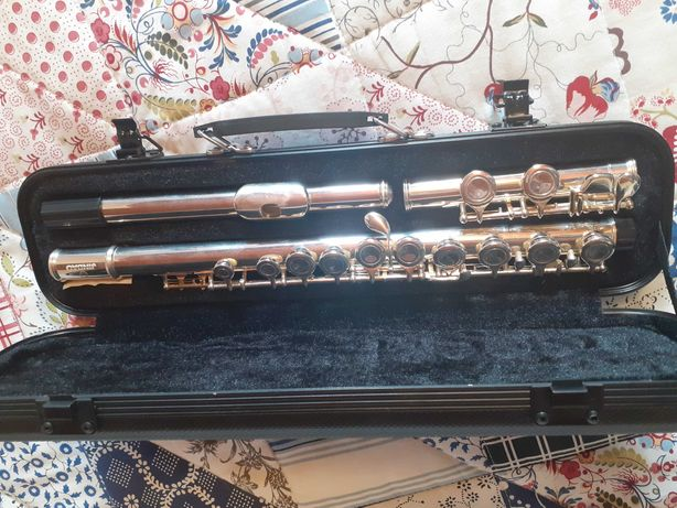 Flauta Transversal JINBAO