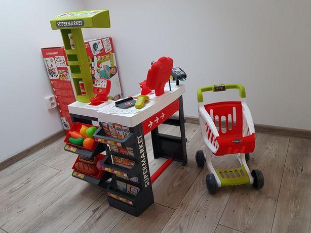 Smoby supermarket zabawa w sklep