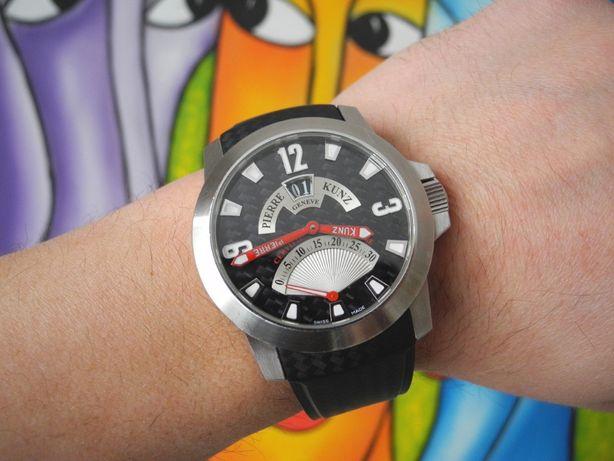 Часы Pierre Kunz Sport Grand Spirit Of Challenge Retrograde Seconds