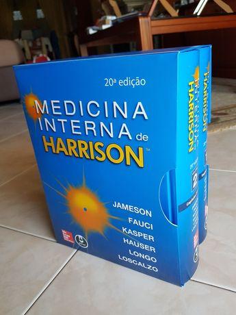 Medicina Interna de Harrinson - 20° edição