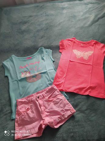 ubrania dziewczynka 9-10 lat