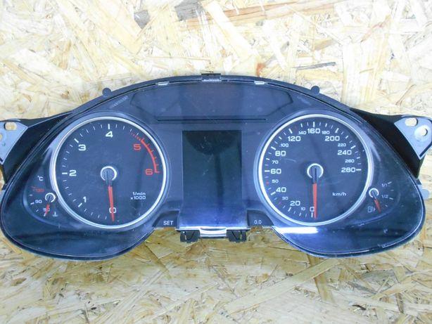 AUDI A4 B8 LIFT 2,0 TDI licznik zegary europa
