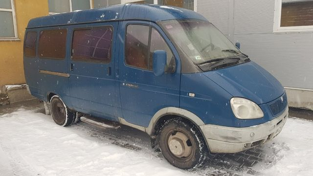 Мікроавтобус ГАЗ 32213