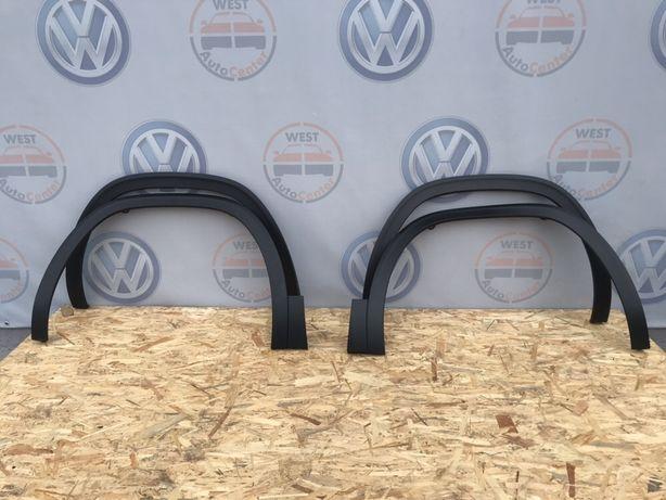VW Atlas Атлас арка накладка розширитель молдинг