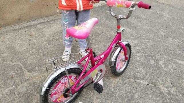 Велосипед для любимой доченьки