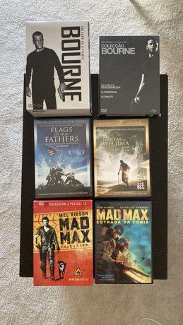 Coleções dvds Variados
