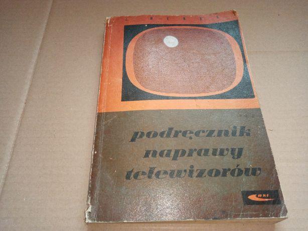 A. Henkel Podręcznik naprawy telewizorów 1965r.