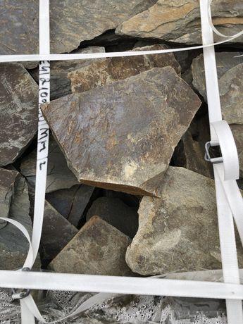 Kamień elewacyjny 4, łupek szarogłazowy