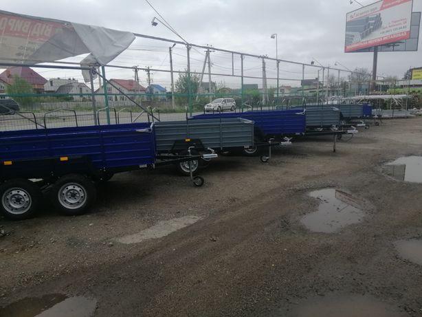 """Прицепы в Мариуполе для Легковых Автомобилей.Кремень+""""Корида-Тех"""""""