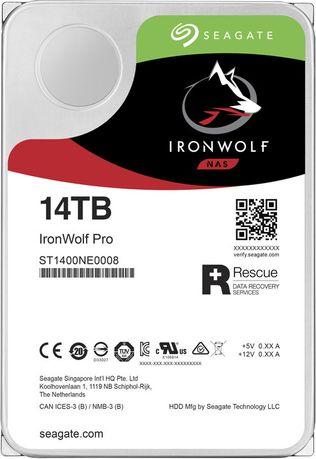 HDD Seagate IronWolf Pro 14TB    Жорсткий диск   Жесткий диск   Chia