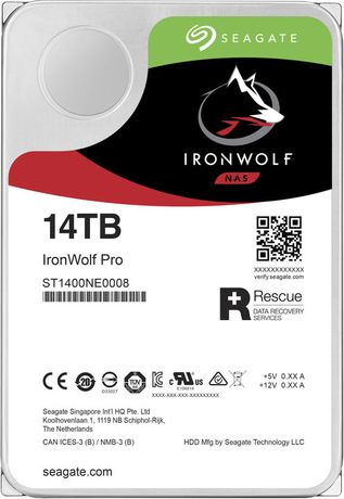 HDD Seagate IronWolf Pro 14TB  | Жорсткий диск | Жесткий диск | Chia