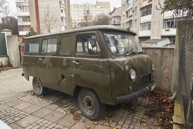 УАЗ 452 груз.-пасс. 1969