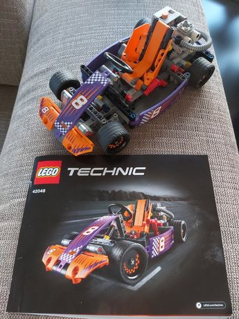 Lego Technic carro #42048
