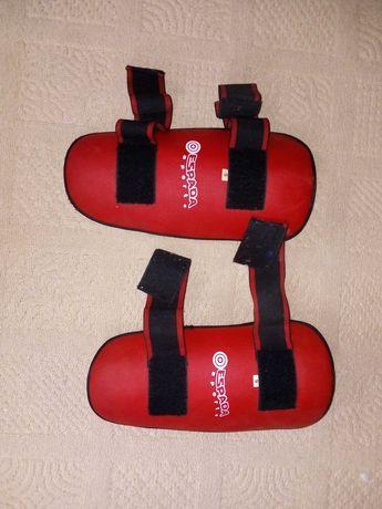 Ochraniacze na piszczele ESPADA sporty walki