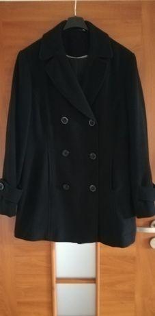 Kurtko płaszcz czarny