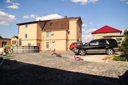 Квартира с  парковкой, баней, бассейном, беседкой. зоной BBQ