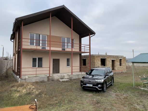 Продаётся дом на берегу моря в Коблево