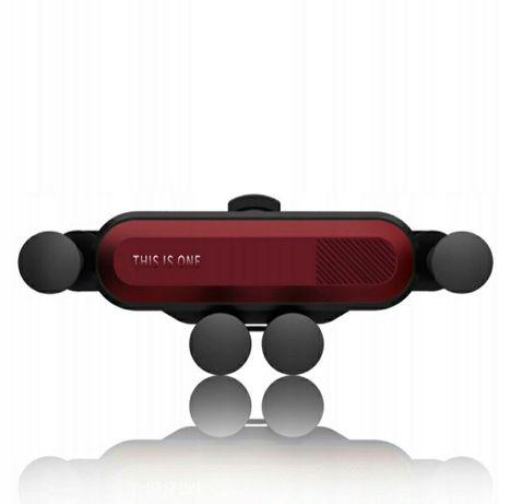 Samochodowy magnetyczny uchwyt na telefon smartfon grawitacyjny Kratka