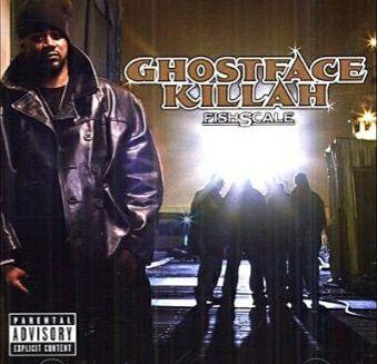 CD Ghostface Killah (Wu Tang Clan) - Fishscale (Raridade)